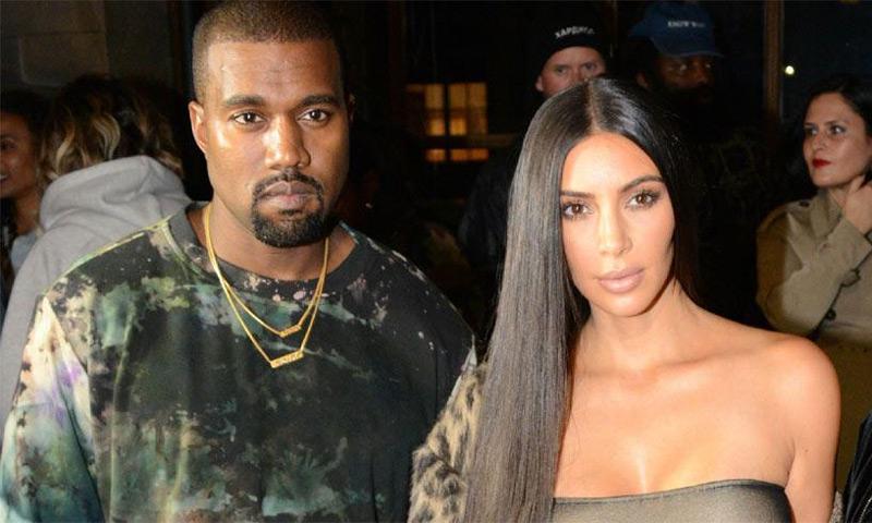 Kim Kardashian, preocupada por la hospitalización de su marido, Kanye West