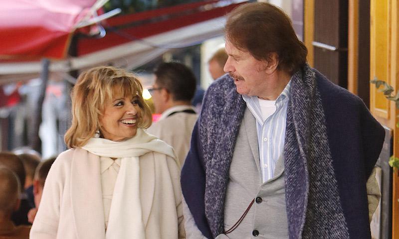 María Teresa Campos y Edmundo Arrocet, por fin llega la calma