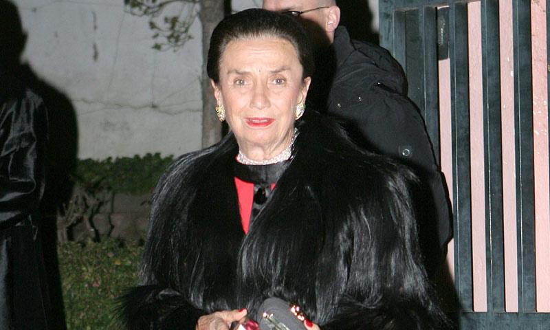 Fallece en Madrid Charo Palacios, Condesa de Montarco