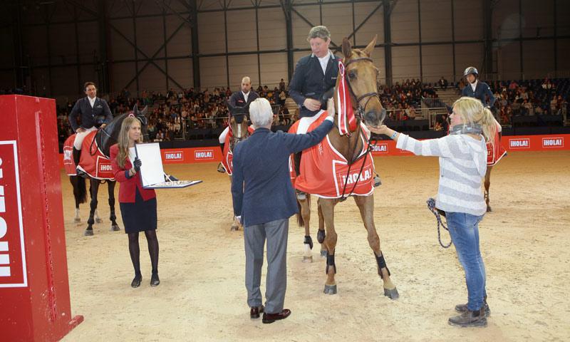 Así ha sido el emocionante Trofeo ¡HOLA! en Madrid Horse Week