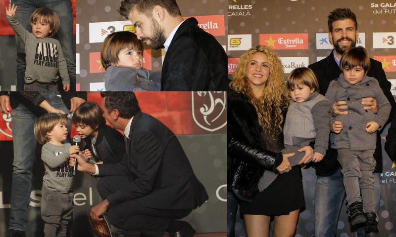 Han nacido dos estrellas: Ellos son...¡Sasha y Milan Piqué!