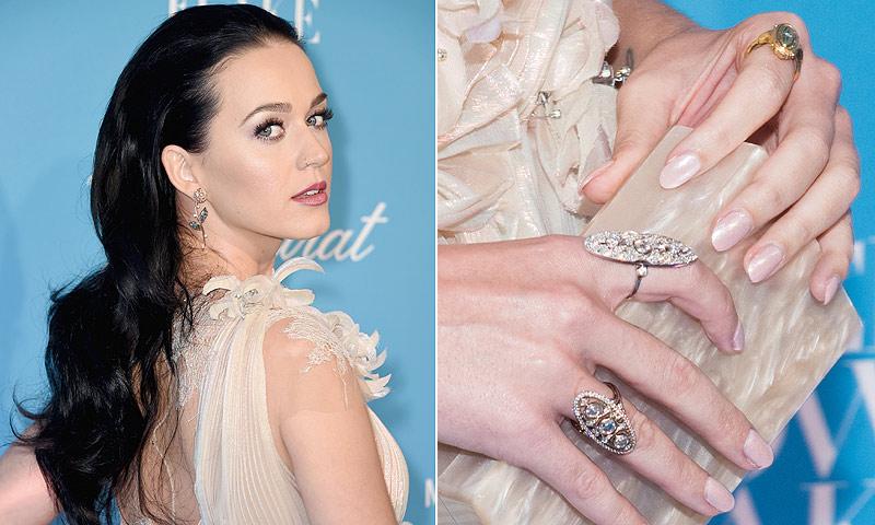 El sospechoso anillo de Katy Perry, ¿le ha pedido matrimonio Orlando Bloom?