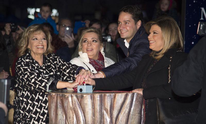 """Las Campos, las """"Obama"""" de Torrejón estas Navidades"""