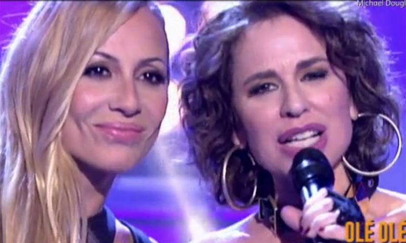 'Olé Olé' reúne a Marta Sánchez y Vicky Larraz 30 años después