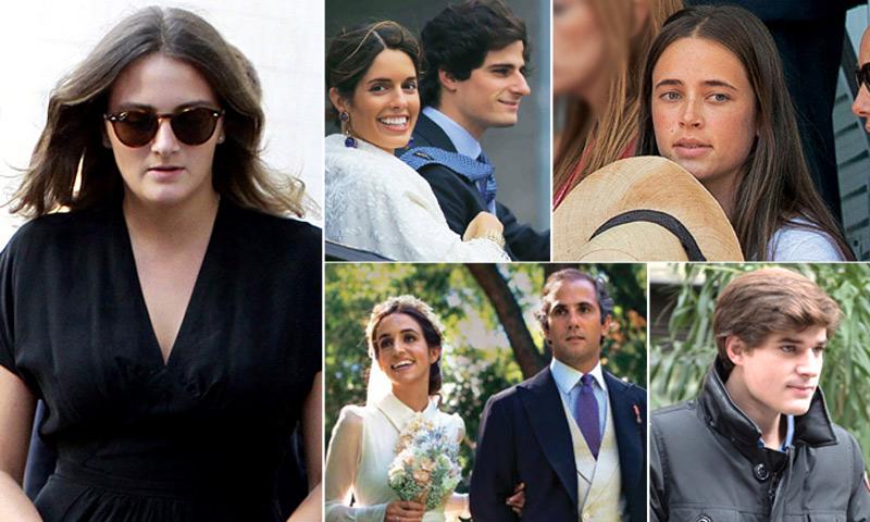 Foto a foto, el álbum de la nueva aristocracia española
