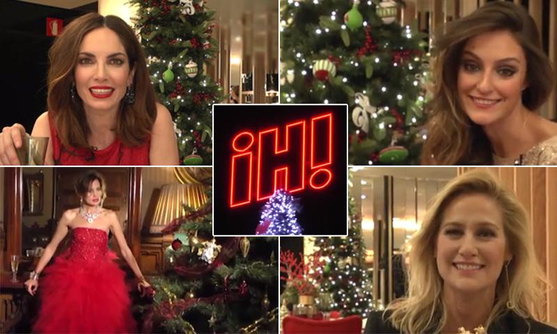 Las 'celebrities' nos desvelan cómo van a pasar la Navidad