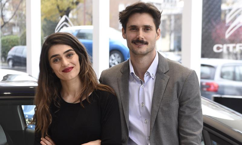 Olivia Molina y Sergio Mur: seis años de relación pero, ¿suenan campanas de boda?