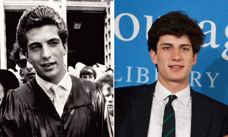 Descubre a John Schlossberg, el digno heredero del porte y el estilo de su tío John F. Kennedy Jr.