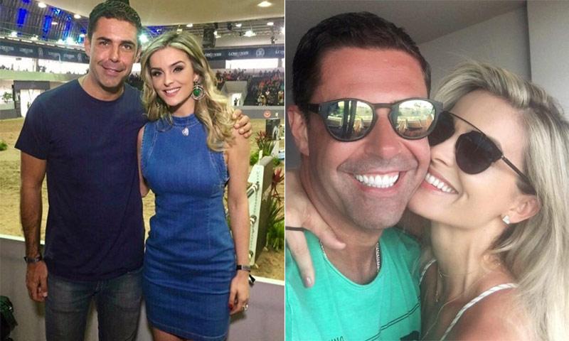 Doda Miranda, ¿enamorado de nuevo tras su divorcio de Athina Onassis?