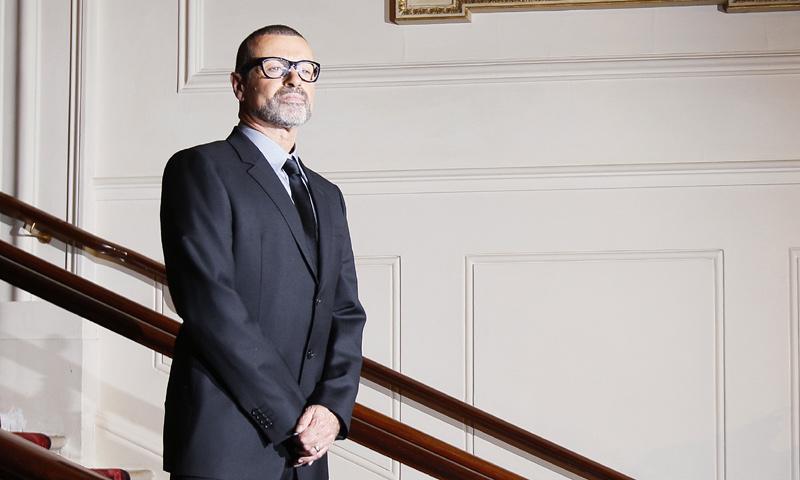 George Michael deja una herencia de 120 millones de euros, ¿para quién será?