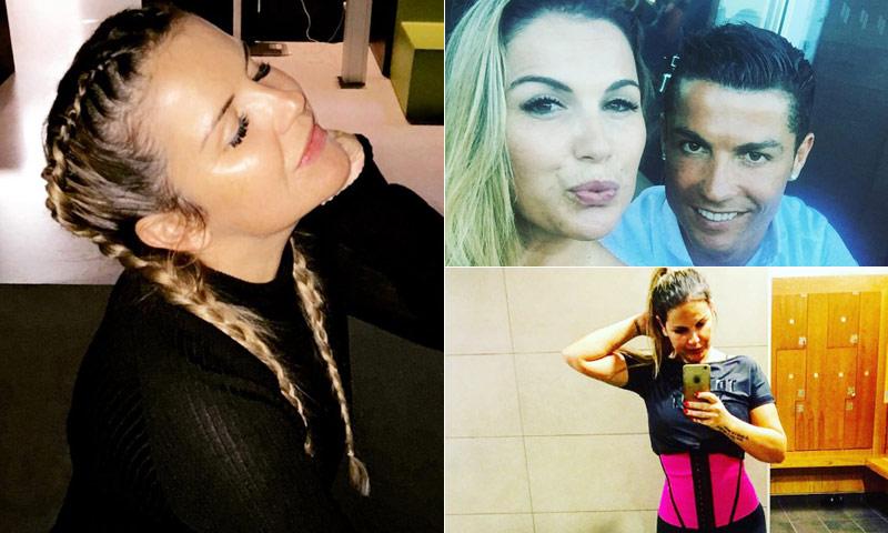 Katia Aveiro, hermana de Cristiano Ronaldo, ¿otra 'K' para las Kardashian?