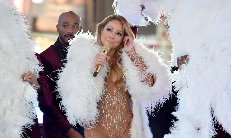 ¡Qué desastre! ¿Por qué todo el mundo habla de Mariah Carey?