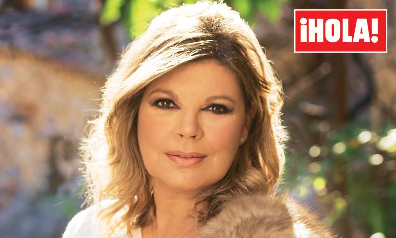 Exclusiva en ¡HOLA!, Terelu Campos, en su entrevista más sincera, emotiva y reveladora, habla de la relación con su madre y Edmundo