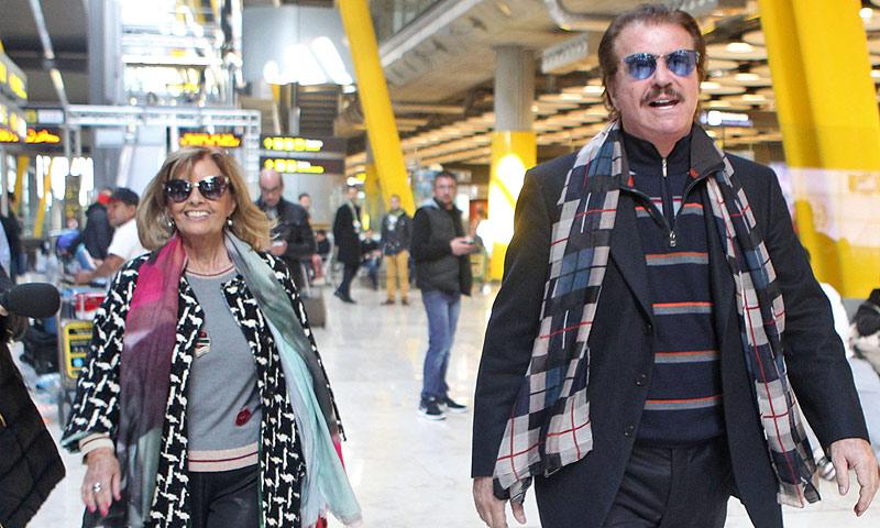María Teresa Campos y Edmundo Arrocet vuelven de sus vacaciones, ¿tras la tempestad llega la calma?