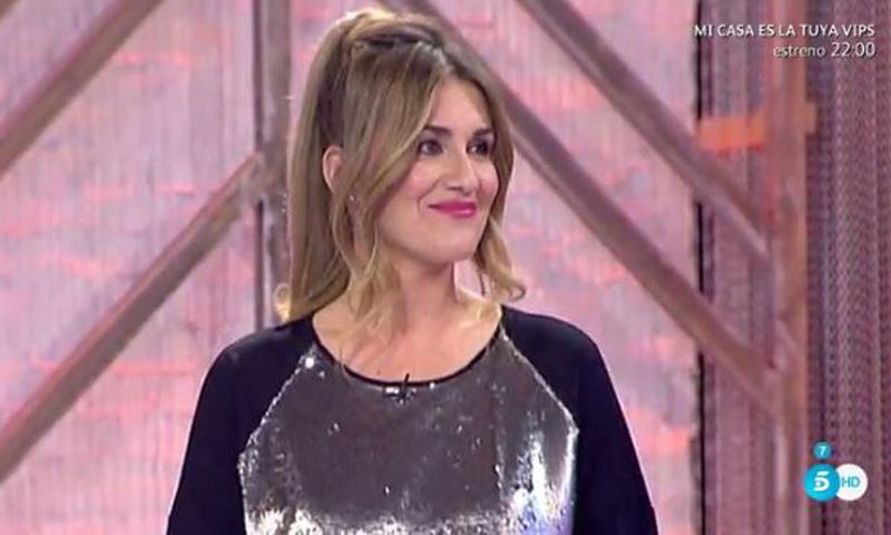Carlota Corredera se estrena en 'Cámbiame' con un mensaje para Marta Torné