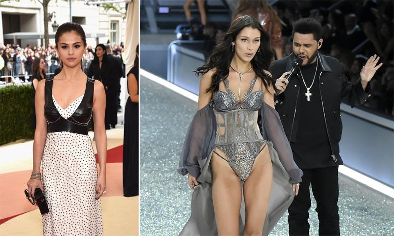 ¡Selena Gomez pillada con The Weeknd! ¿Cómo le habrá sentado a su amiga Bella Hadid, ex del cantante?