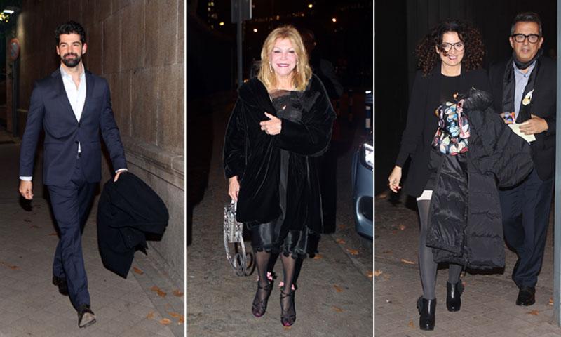 ¿Qué hacían la Baronesa Thyssen, Andreu Buenafuente y Miguel Ángel Muñoz juntos en una fiesta?