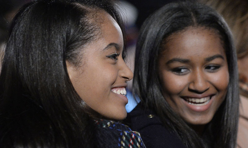 La tierna carta de las hijas de Bush a las hijas de Obama que se ha hecho viral