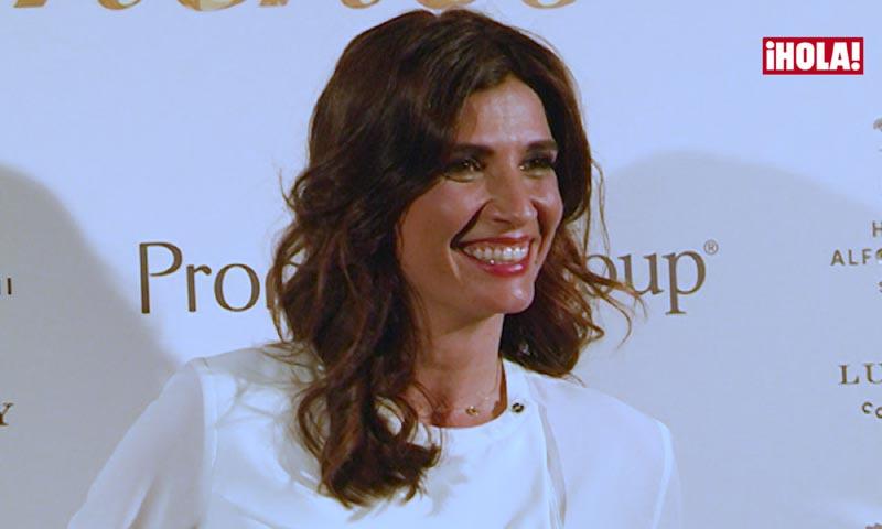 ¿Conoció Elia Galera a Ana Brenda durante su visita a España? La actriz responde