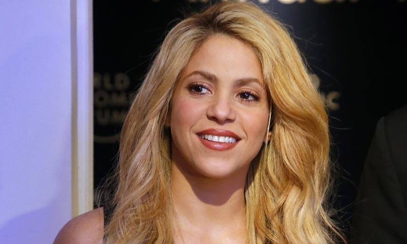 El guiño de Shakira a sus hijos Milan y Sasha al recoger su último premio