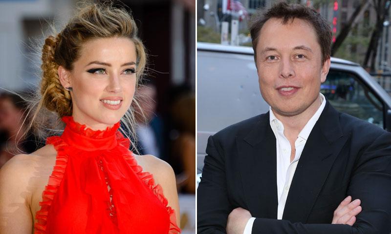 Amber Heard, ¿de los brazos de Johnny Depp a los del fundador de PayPal?
