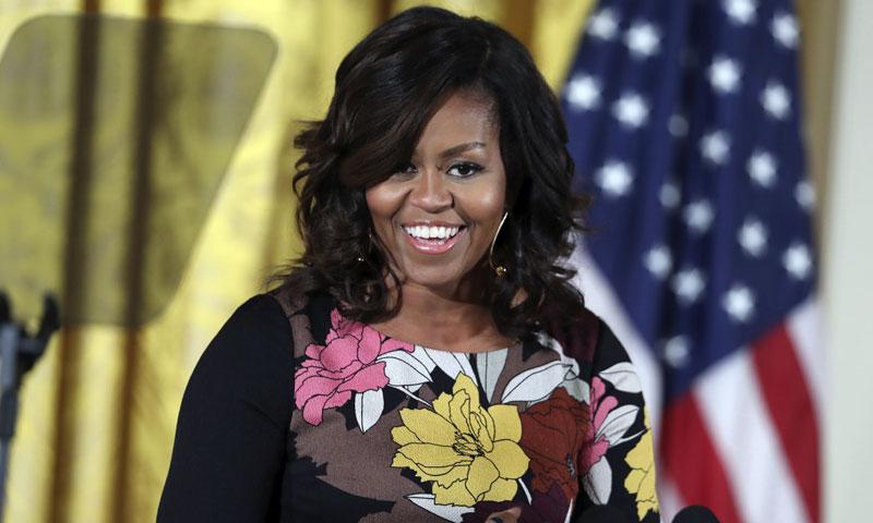 Michelle Obama cumple 53 años a tres días de dejar la Casa Blanca