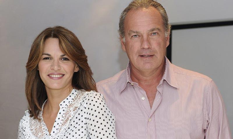 Fabiola Martínez, la mayor fan de su marido, Bertín Osborne