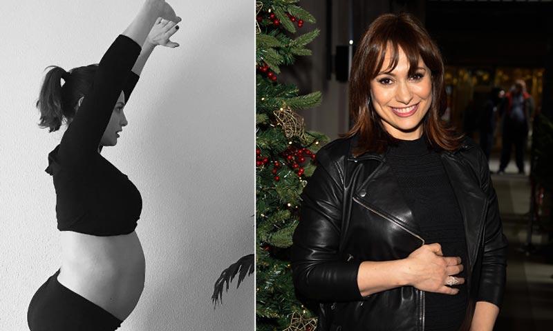 Así se prepara Natalia Verbeke para la llegada de su primera hija