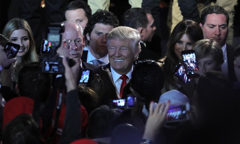¿Qué podemos esperar de la investidura de Donald Trump?