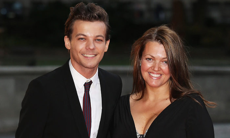 La madre de Louis Tomlinson (One Direction), un ejemplo de coraje antes de morir a los 41 años