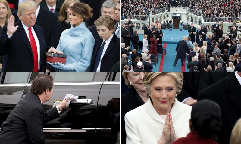 Las mejores imágenes de un día histórico