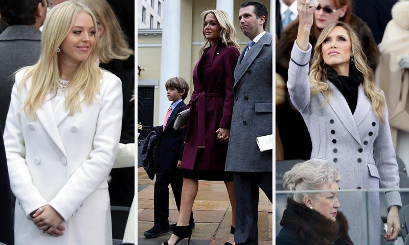 El estilo de las otras mujeres del 'clan Trump'