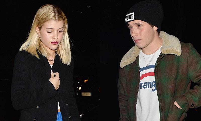 Brooklyn Beckham y Sofía, hija de Lionel Richie... ¿nueva pareja de moda a la vista?