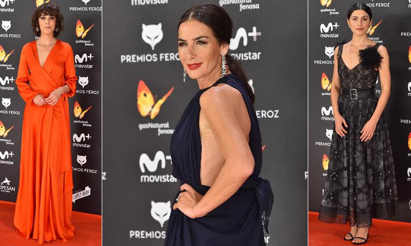 El cine español se viste de largo en los premios Feroz