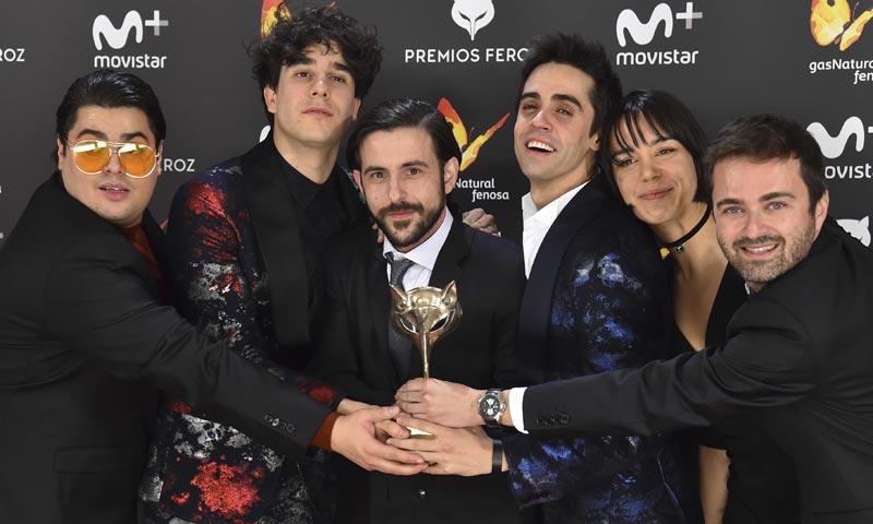 'Tarde para la ira' y la web serie 'Paquita Salas' se convierten en las vencedoras de los premios Feroz