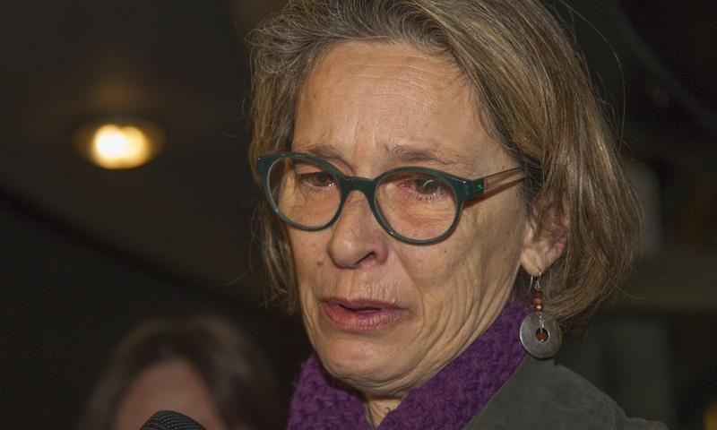 Paola Dominguín, entre lágrimas: 'Llegó su momento y se fue en paz'