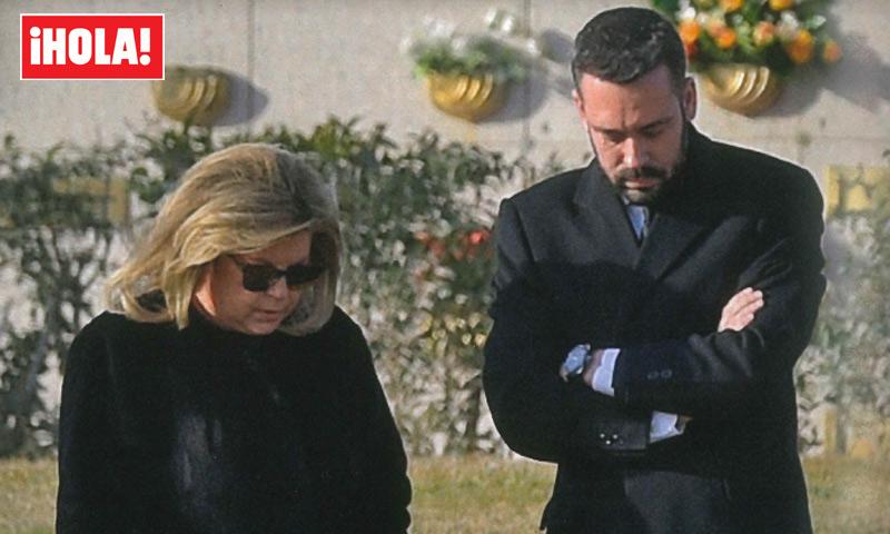 Terelu Campos recibe el gran apoyo de Kike Calleja en un momento muy difícil
