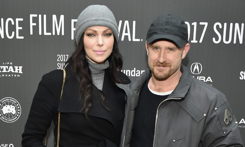 Laura Prepon, actriz de 'The Orange is The New Black', espera su primer hijo con el ex de Robin Wright