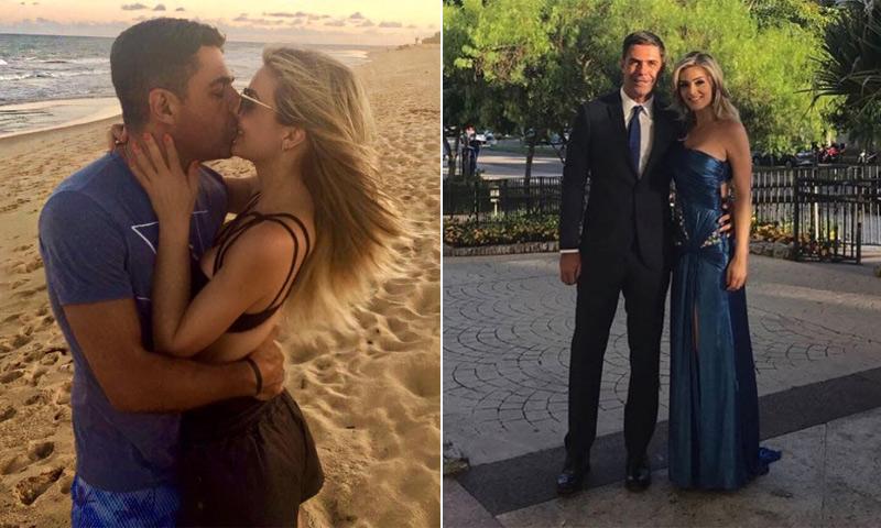 El beso con el que Doda Miranda confirma su nuevo amor