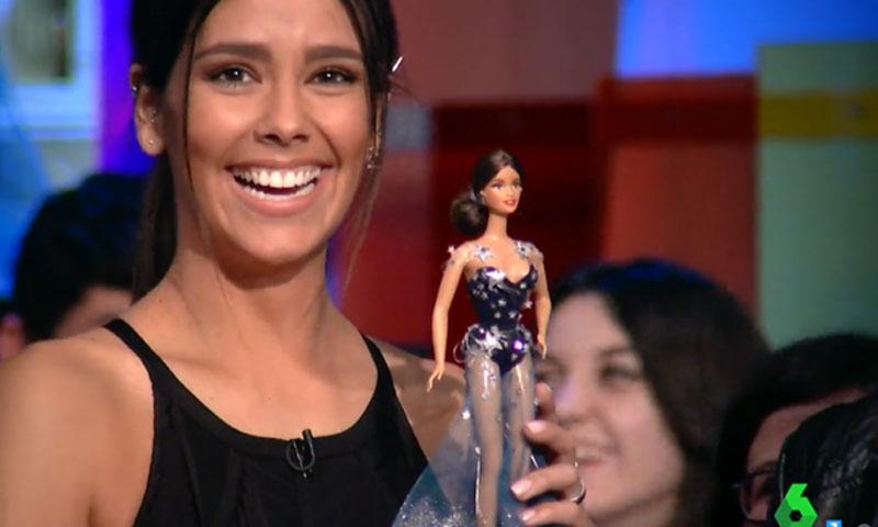 'Barbie Pedroche': el regalo que la presentadora no esperaba