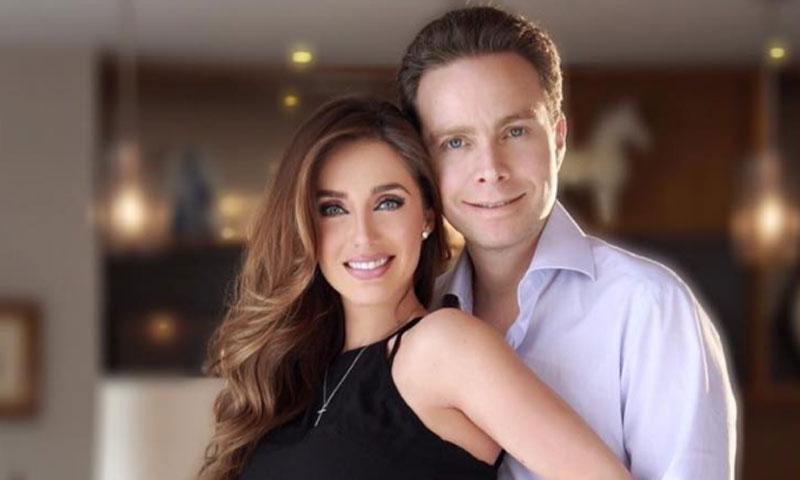 ¡Anahí ya es mamá! La actriz de 'Rebelde' nos muestra a su primer hijo
