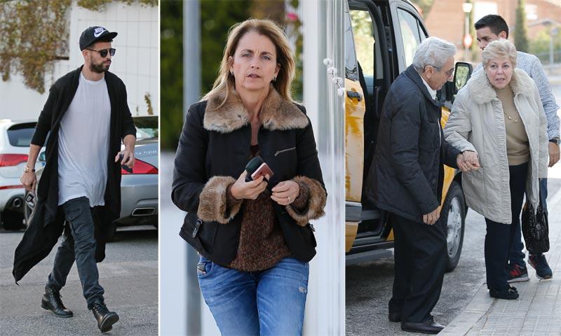 Tras el susto vivido con su hijo Milan, Piqué y Shakira celebran el cumpleaños de su pequeño Sasha