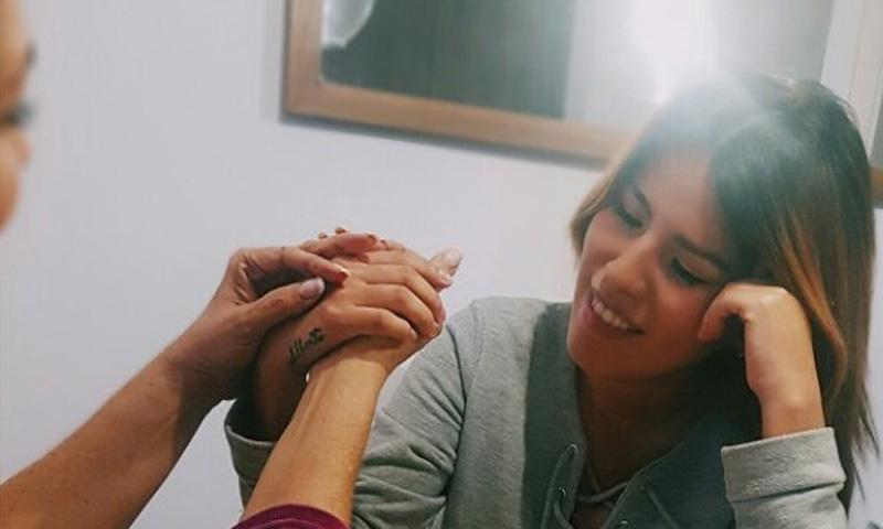 La misteriosa foto de Isabel Pantoja con su hija a escasas horas de su esperada entrevista