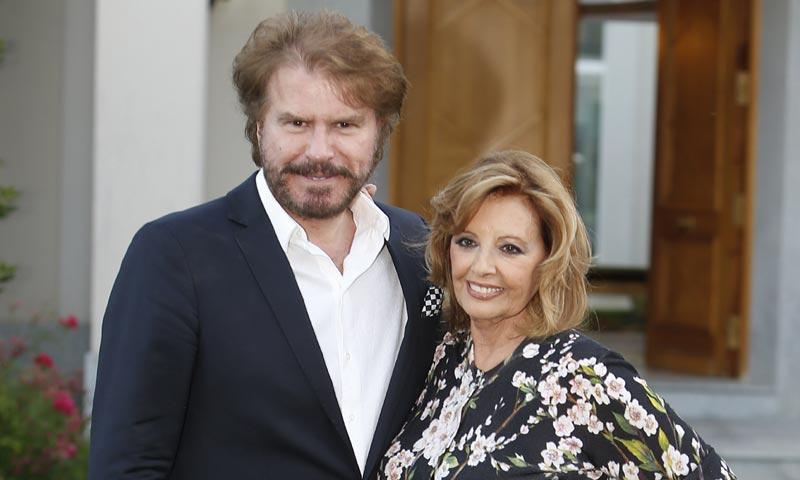 María Teresa Campos defiende con pasión su relación con Edmundo Arrocet