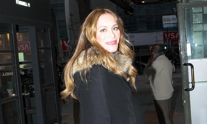 Así vivió Gema Ruiz su 'baby shower' organizada por sus íntimas amigas