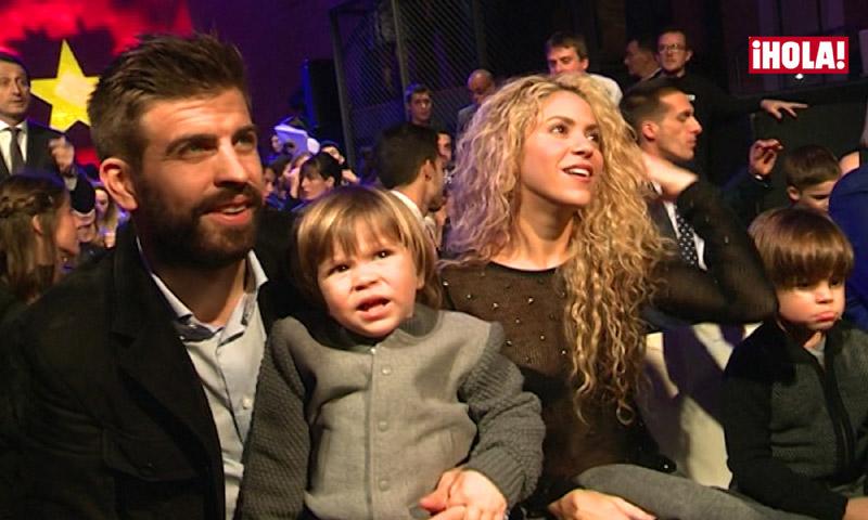 Shakira y Gerard Piqué, una celebración de cumpleaños por partida doble y de lo más redonda