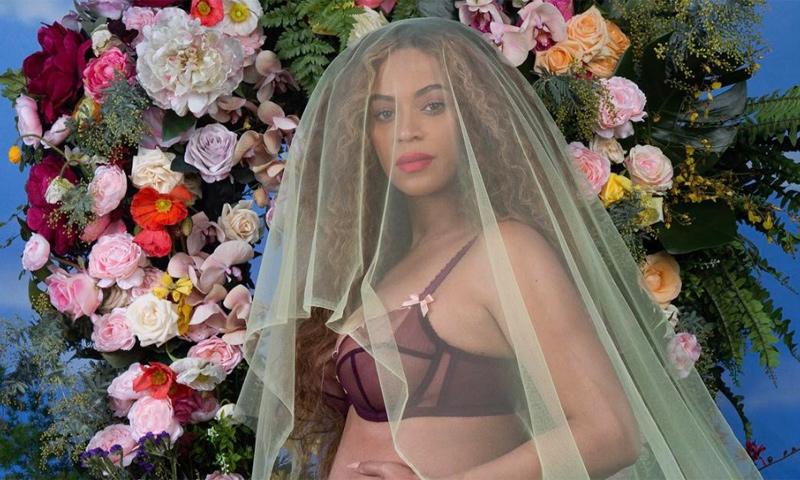 Beyoncé anuncia su embarazo... ¡con sorpresa!