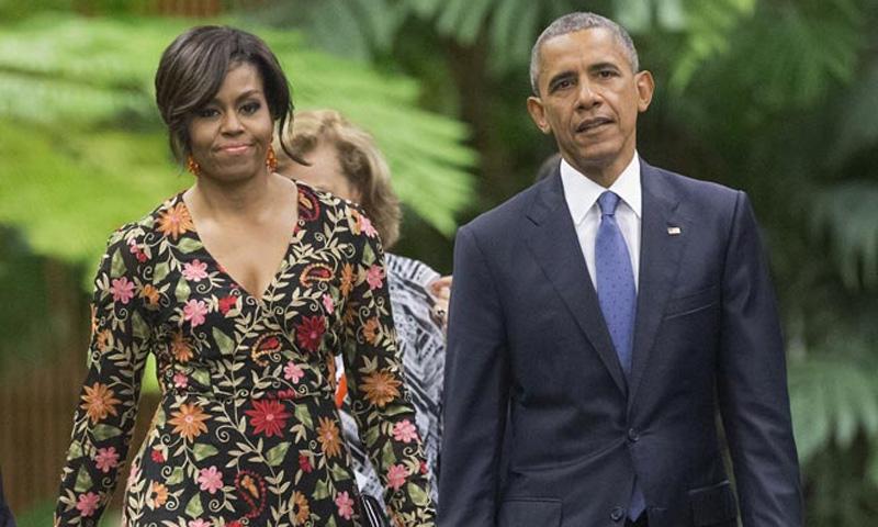 Las vacaciones de los Obama con Richard Branson en su isla paradisiaca