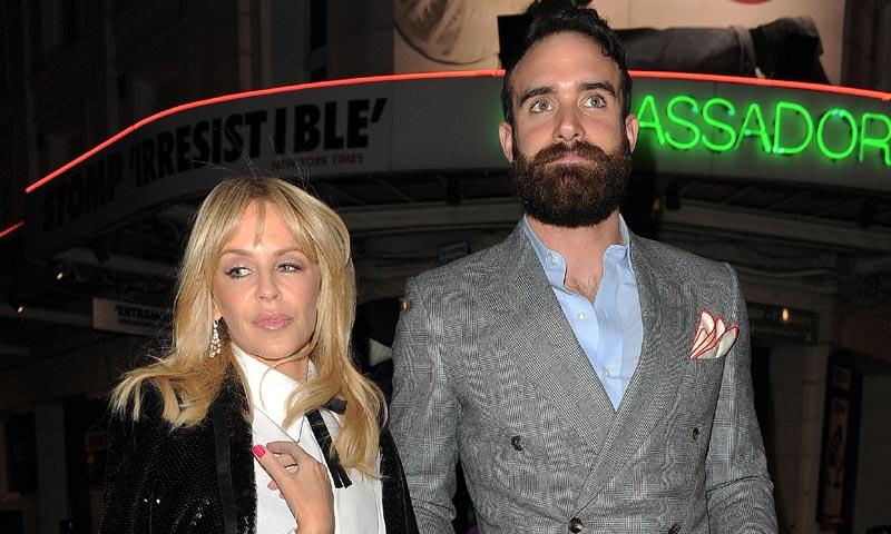 Kylie Minogue, devastada tras la ruptura con su prometido Joshua Sasse ¿por una española?