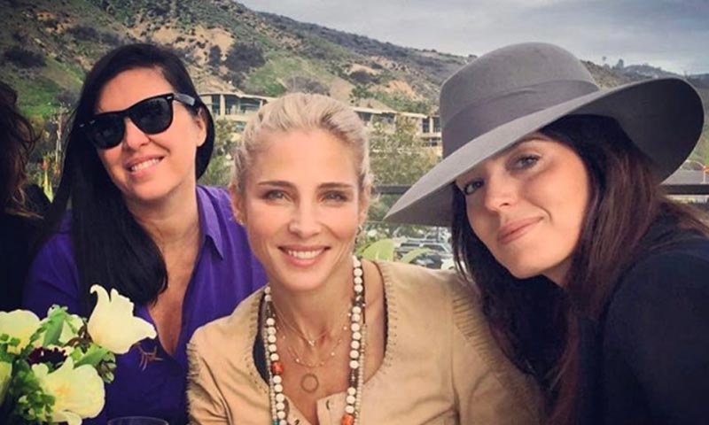 ¿Quién es la actriz española, amiga de Elsa Pataky, a quien se relaciona con el ex de Kylie Minogue?